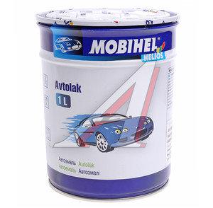 Краска синяя ночь 1л Helios MOBIHEL 447 MOBIHEL, 90816