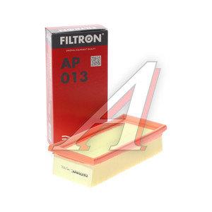 Фильтр воздушный VW FILTRON AP013, LX266