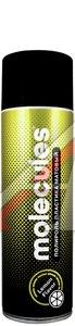 Полироль пластика лимон 650мл аэрозоль MOLECULES MLS012