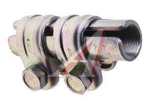 Втулка ВАЗ-2101 тяги рулевой регулировочная в сборе с хомутами 2101-3003052*, 21010300305200, 2101-3003079