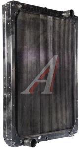 Радиатор КАМАЗ-6520 медный 3-х рядный ШААЗ 6520-1301010, 6520-1301010-01