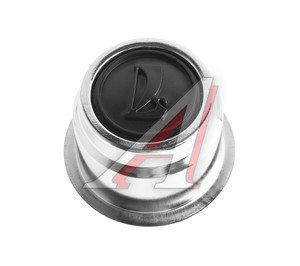 Колпак ступицы колеса ВАЗ-2104-07 декоративный ДААЗ 2107-3101012А, 21070310101201, 2107-3101012