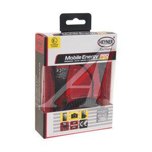 Разветвитель прикуривателя 1 гнездо + USB/Micro USB 12V-24V Black HEYNER HNR-51150