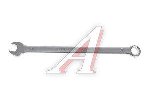 Ключ комбинированный 8мм 12-ти гранный прямой удлиненный FORCE F-75508L
