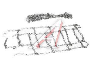 Цепь противоскольжения 240х508 (8.25 R20) ГАЗ,ПАЗ d=8мм усиленная комплект 2шт. ЛИМ ЛиМ ЦП 031