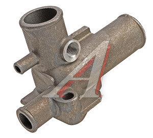 Патрубок ВАЗ-2110 головки блока выпускной металл АвтоВАЗ 2111-1303014, 21110130301400