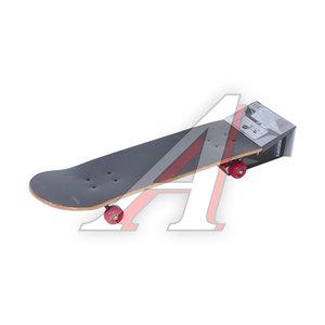 """Скейтборд 31х8"""" алюминиевый трак Street 3 LARSEN 336057, SBH-3"""