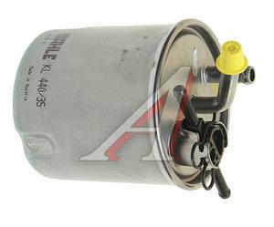 Фильтр топливный NISSAN X-Trail (01-) (2.2 DCI) MAHLE KL440/35, 16400-ES60C