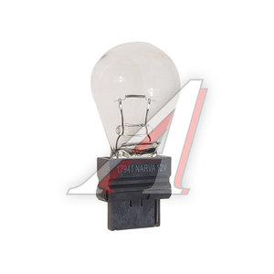 Лампа 12V P27W W2.5x16d NARVA 179413000, N-17941