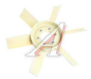 Вентилятор ЗИЛ-5301,ГАЗ-33104,МТЗ 6-ти лопастной пластик РАДИОВОЛНА 245-1308010-А