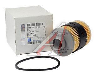 Фильтр топливный OPEL Astra H (1.9 CDTi),Antara (2.0 CDTi) OE 0818012, KX208D