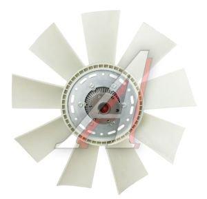 Вентилятор ЯМЗ-7511.10,658.10 (серия 710, крыл. 660 мм, 8.8805) с вязкостной муфтой АВТОДИЗЕЛЬ 020003896, 8.8805