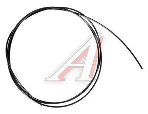 Трубка тормозная МАЗ ПВХ (м) d=4х1мм черная ПВХ ТРУБКА 4х1