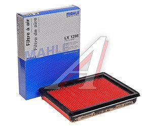 Фильтр воздушный NISSAN Almera (N15),Primera (P10,P11),X-Trail (T31) (07-) MAHLE LX1298, 16546-30P00
