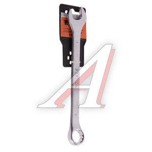 Ключ комбинированный 18х18мм сатинированный ЭВРИКА ER-31018