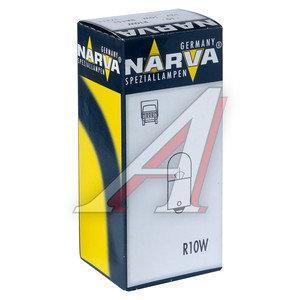 Лампа 24V R10W BA15s NARVA 17326, N-17326, А24-10