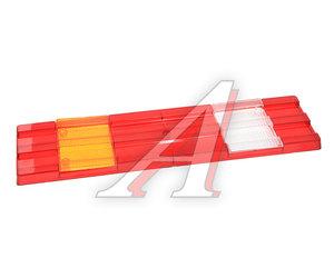 Рассеиватель MERCEDES Actros фонаря заднего левого/правого (525х140мм) АВТОТОРГ AT17254/АТ-1903, 0254L/R