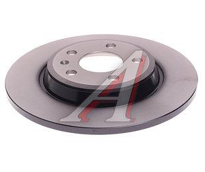 Диск тормозной AUDI A4,A5,A6,A7,Q5 задний (300х12) (1шт.) TRW DF4848, 8K0615601B