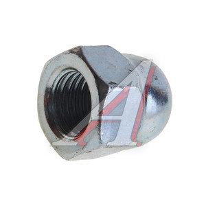 Гайка М16х2.0х28 колпачковая оцинкованная DIN1587