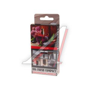 Ароматизатор под сиденье гелевый (соблазн) BIG FRESH COMPACT HBFC-127