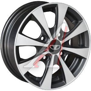 Диск колесный литой DAEWOO Matiz R13 BD TECH Line 311 4x114,3 ЕТ43 D-69,1