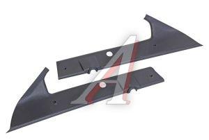 Накладка стойки ВАЗ-2108 задняя правая/левая комплект 2108-5402142/43, 2108-5402142