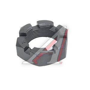 Гайка М39х2.0-5Н6Н МАЗ штанги реактивной,буксирного прибора (тефлон) МР 5335-2402036/311701, 5335-2402036