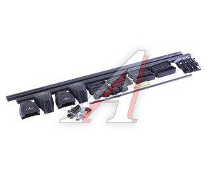 """Багажник CHEVROLET Aveo 2 седан (11-) прямоугольный, сталь комплект L=1200мм """"LUX"""" 694562 МУРАВЕЙ, 694562"""
