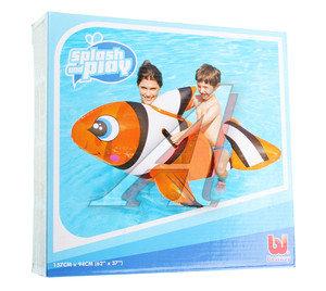 Игрушка надувная для плавания РЫБКА BESTWAY 41088, 267759