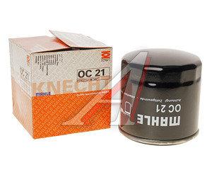 Фильтр масляный OPEL FORD MAHLE OC21, 1555370