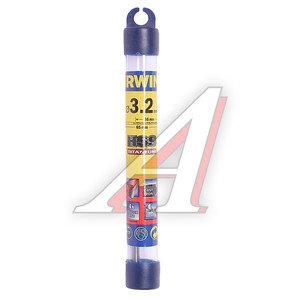Сверло по металлу 3.2х65мм HSS Titanium IRWIN 10502578