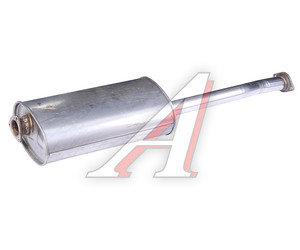 Глушитель УАЗ-3163 нержавеющая сталь НТЦ МСП 31622-1201010-10