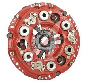 Корзина сцепления МТЗ-1005,1025 (6 пружин,9 заклепок на ступице) БЗТДиА 85-1601090Б, 85-1601090