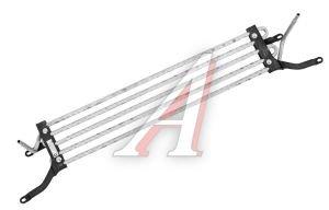 Радиатор масляный ГАЗ-3302 ЗМЗ-406,405,УМЗ-4216 алюминиевый 2217-1013010