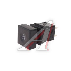 Выключатель кнопка ВАЗ-2110 аварийной сигнализации АВАР 378.3710-05.03 12V, 378.3710-05.03М