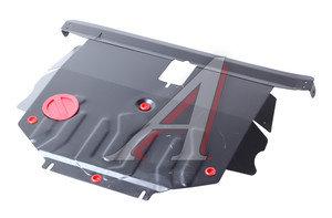 Защита картера и КПП TOYOTA Corolla BYD F3 (02-06/05-) (1.6) АВТОБРОНЯ 111.05722.3