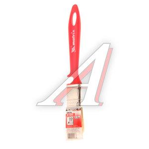 Кисть флейцевая 25х10мм для эмали Color Line MATRIX 83350