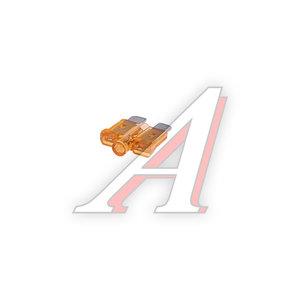 Предохранитель 5A флажковый ATO с индикатором LED (1шт.) KORTEX KFTL5A10-1, KFTL5A10