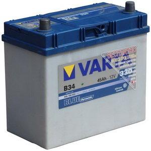 Аккумулятор VARTA Blue Dynamic 45А/ч 6СТ45 B34, 545 158 033 313 2