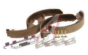 Колодки тормозные MERCEDES ML (W163) задние барабанные (4шт.) OE A1634200220