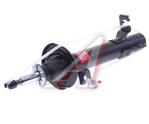 Амортизатор FORD Fiesta (01-08) MAZDA 2 (03-) передний левый газовый KAYABA 333384, 1349767/1350286