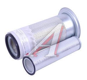 Фильтр воздушный KOMATSU PC,PW NEW HOLLAND комплект (A7964+AS7988) SAKURA AS7988S, LX1670/C16340, 11913112530/20301K1130/1930765