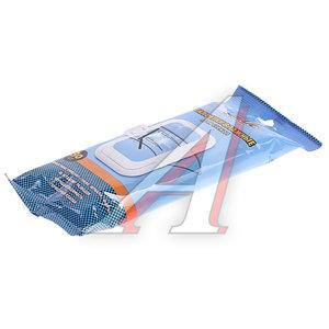 Салфетка влажная для очистки стекол 20х16см в мягкой упаковке 30шт. GOLDEN SNAIL GS 0402
