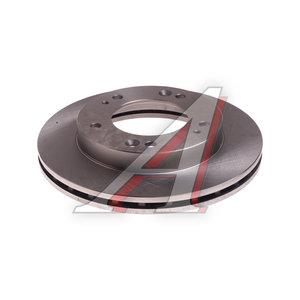 Диск тормозной KIA Sportage (99-) передний (1шт.) VALEO PHC R2018, DF4172, 0K011-33251D