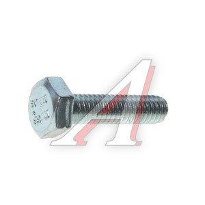 Болт М4х0.7х16 шестигранный оцинкованный DIN933