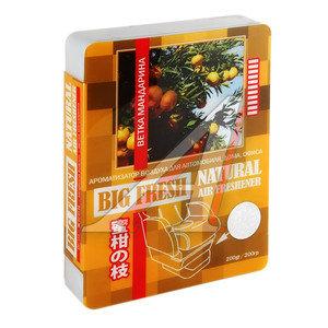 Ароматизатор под сиденье гелевый (мандарина ветка) Big Fresh FKVJP BF-03 \Big Fresh, BF-03