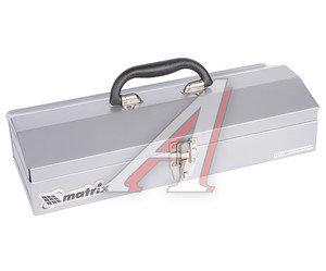Ящик для инструмента 410х154х95мм металлический MATRIX 906035
