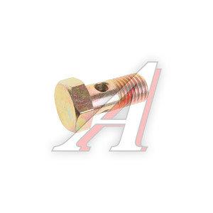 Болт SCANIA дренажный (обратка) (M8,длина резьбы 10мм) DIESEL TECHNIC 9.75005, 112121/2911222700/7908001, 06783490006/A3269900163/74033/7400074033