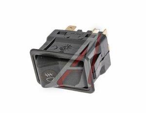 Выключатель клавиша ГАЗ-3110 передних противотуманных фар АВТОАРМАТУРА 82.3709-02.06