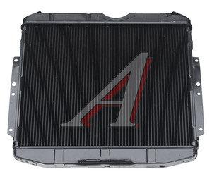 Радиатор ГАЗ-33081,3309 медный 2-х рядный дв.ММЗ ЕВРО-4 ЛРЗ 3308-1301010, ЛР3309.1301010